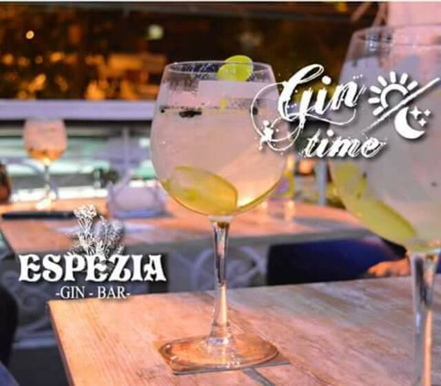 Espezia Cocktail Experience.