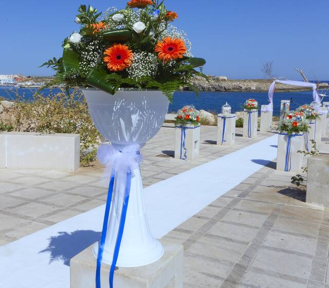 Matrimonio In Spiaggia Lampedusa : Ci vado a nozze wedding lampedusa recensioni foto e telefono