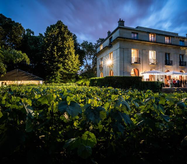 Le Domaine de la Vigne de Paris-Bagatelle