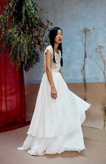 "Robe de mariée ""Rose Tendresse"" - Collection 2019"