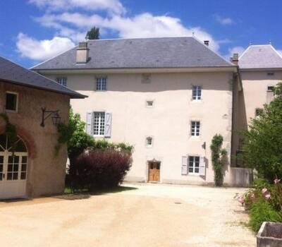 Château de Saint-Offenge