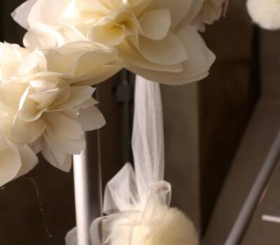 I nostri fiori fatti a mano