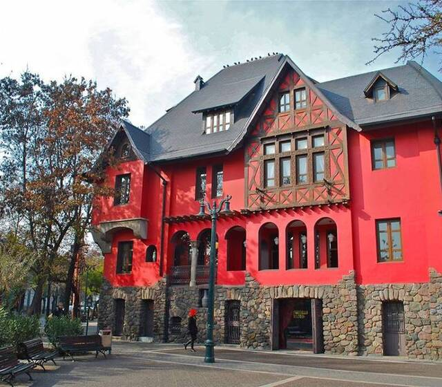 Castillo Rojo Hotel - Invierno -