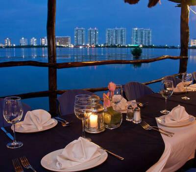 La Palapa Belga, espacio para que celebres tu boda en Cancún