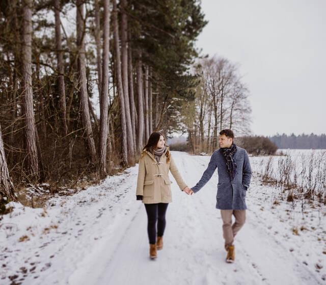 Das sind Wir Christina und Andreas von Hüttner-Fotografie