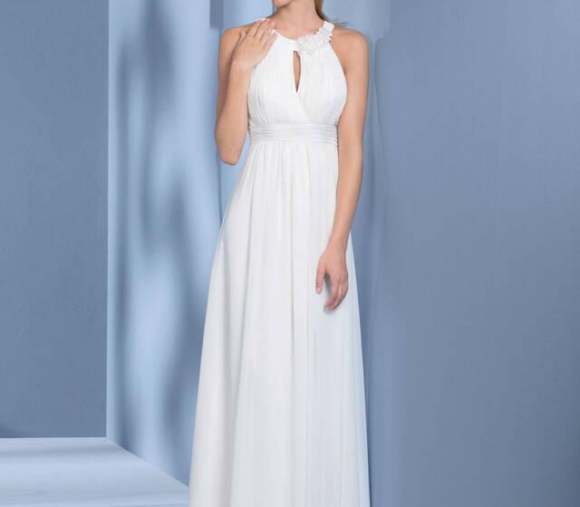 Beispiel: Brautkleid, Foto: Eva's Braut- & Abendmoden.