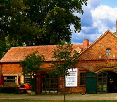 Beispiel:  Außenansicht, Foto: Alte Schmiede Zepernick.
