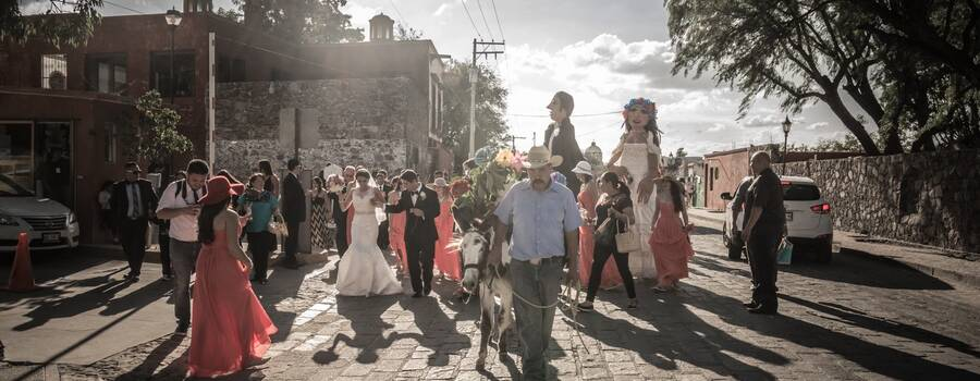 Tu boda mágica en San Miguel de Allende