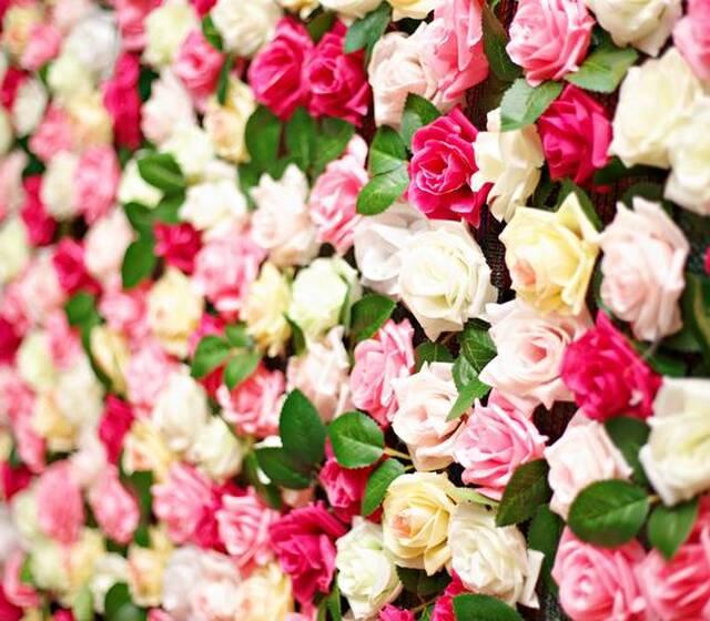 Blumenwand Vermietung In Munchen Hochzeit