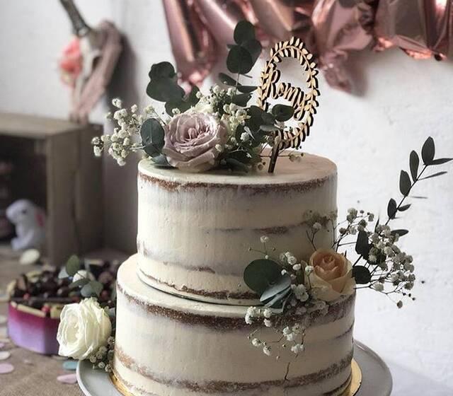 ©Au Dernier Etage - Cake Toppers