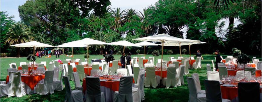 Comida Jardín - Hacienda La Vara