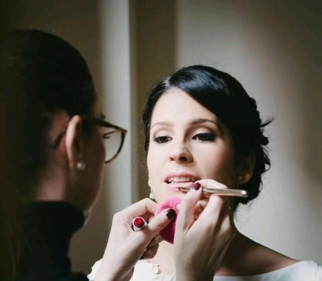 Vanessa Rueda Make-up Artist