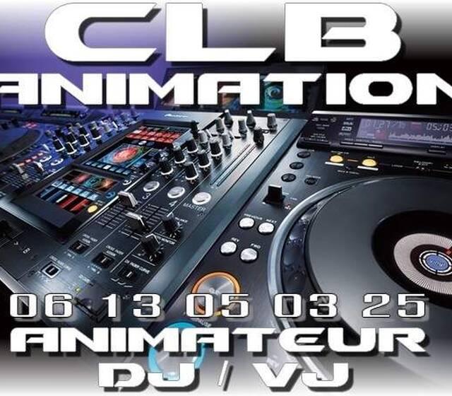 CLB ANIMATION - Disc-Jockey / Vidéo-Jockey