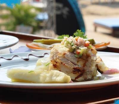 Hotel Pradomar - Restaurante