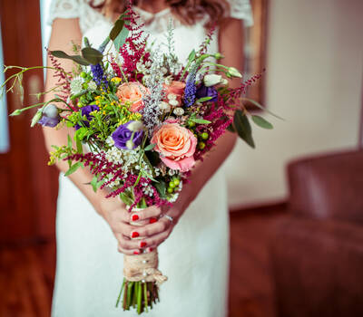 Ramos de novia