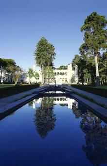 Jardines Hotel Misión Ex Hacienda de Chautla