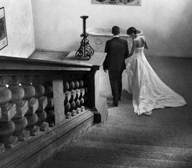Lainate. Matrimonio a Villa Litta