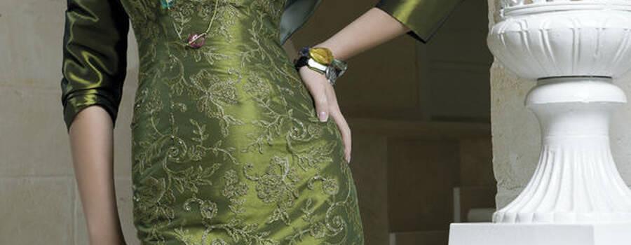 Beispiel: Einzigartige Kleider, Foto: Mode Moser.