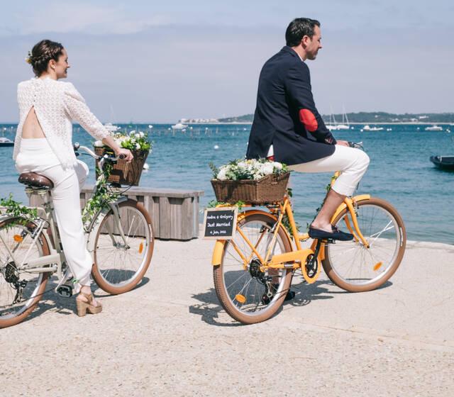 Les Mariages Bordelais - Mariage au Cap Ferret