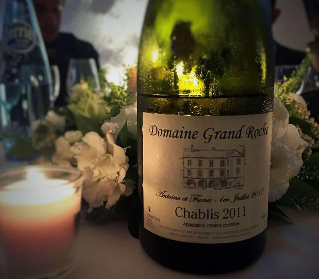 #chablis #dnegrandroche #vin