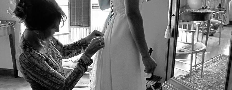 Dana créateur couturier - Mariage de Magali & Vivien
