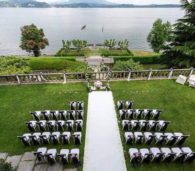 Rito civile Lago Maggiore