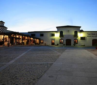 Patio del Convento de Torrejón