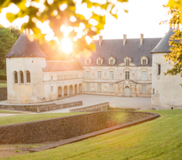 Jardins du Château de Bussy-Rabutin