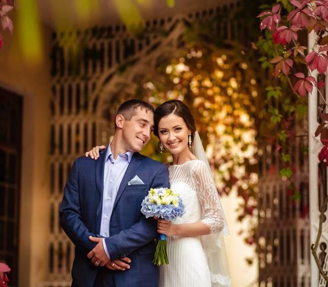 Свадебный и Портретный фотограф  в Петергофе