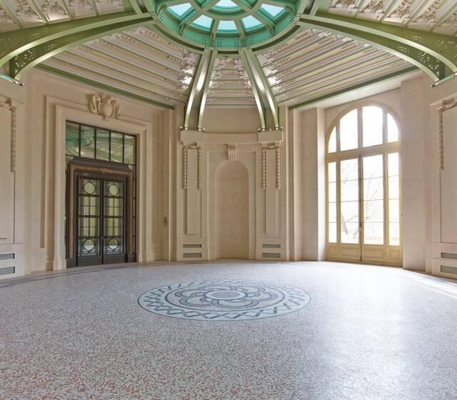 La rotonde de la Reine ©Rmn-Grand Palais, François Tomasi.