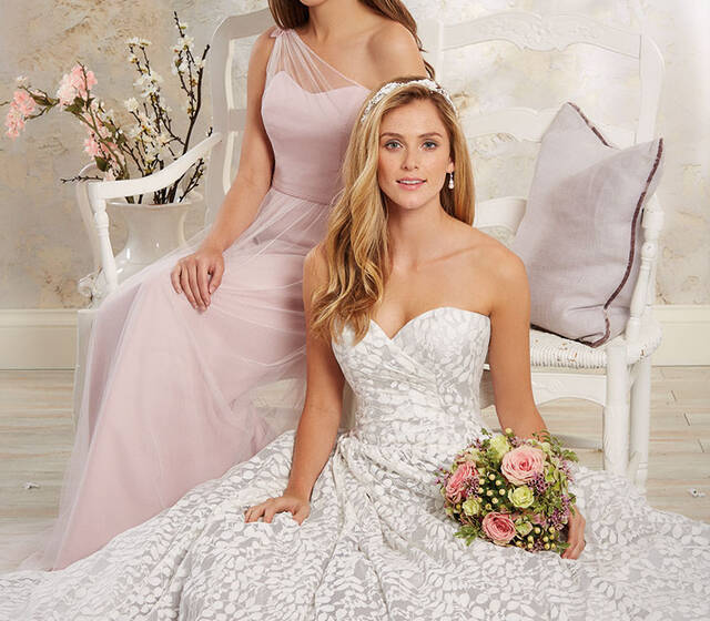 Chana Boutiques Noiva  Colcecção 2016 Spring Modern Vintage Bridal By Alfred Angelo