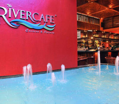 The River Cafe en Puerto Vallarta.