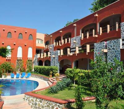 Hotel Zihuacaracol en Ixtapa Zihuatanejo