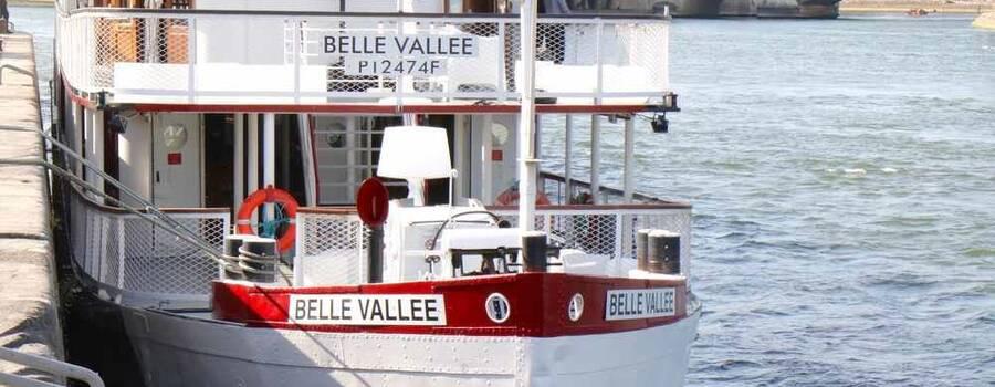 Bateau La Belle Vallée