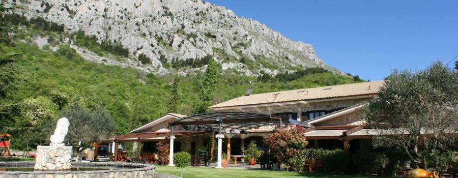 Rifugio Valle Grande