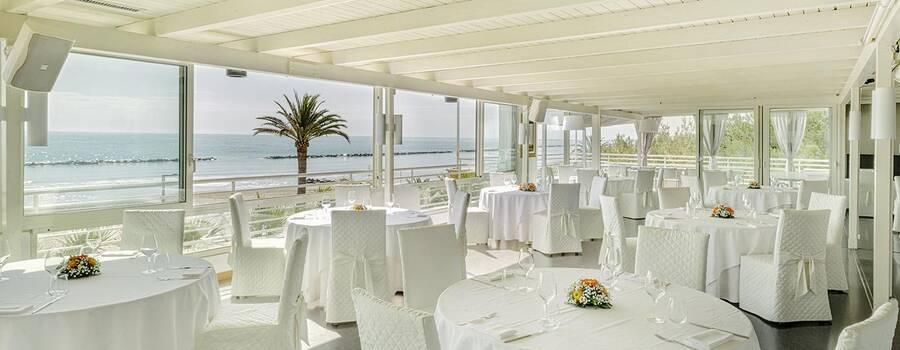 Attico Sul Mare Catering
