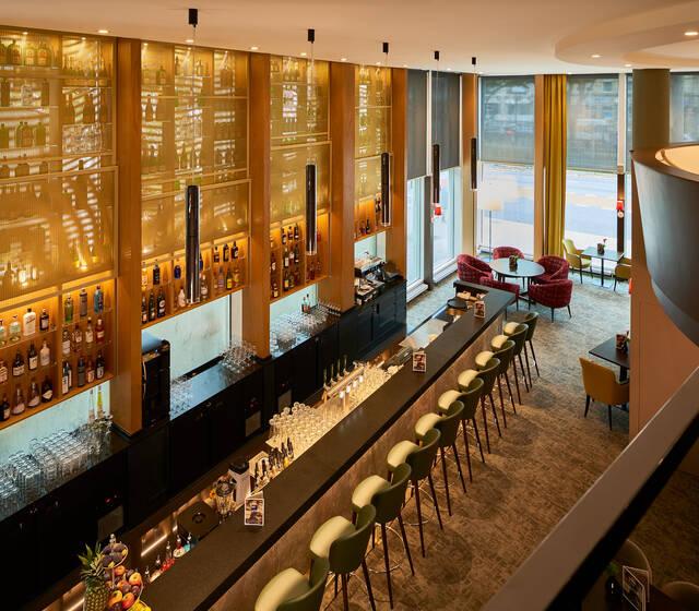 Beispiel: Die Bar: Dorint Kongresshotel Mannheim