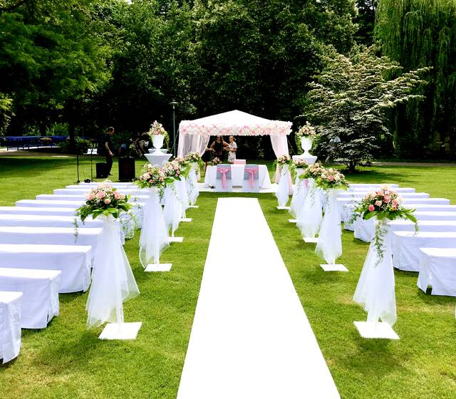 Wolke 7 Hochzeitsplanung