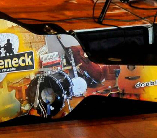 Beispiel: Acoustic Band, Foto: Doubleneck.