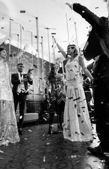 Mariage thème Gatsby Mam'zelle Event