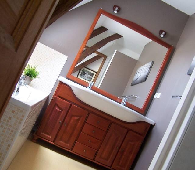 salle de bain l'écurie