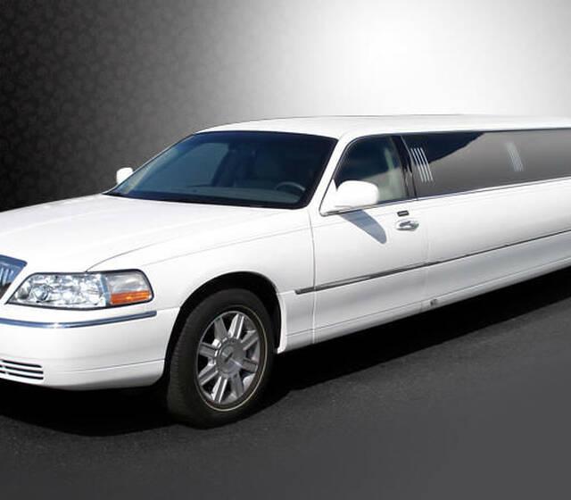 Beispiel: Ihre Stretchlimousine zur Hochzeit, Foto: Drive de Luxe.