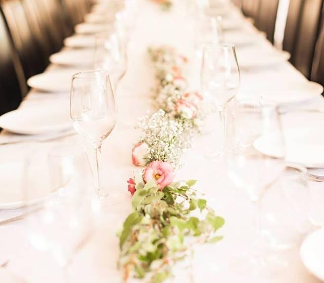 Malva Rosa- Catering Events
