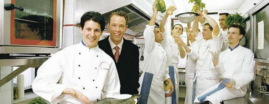 Beispiel: Ihr Küchenteam, Foto: Landhaus Diedert Catering.