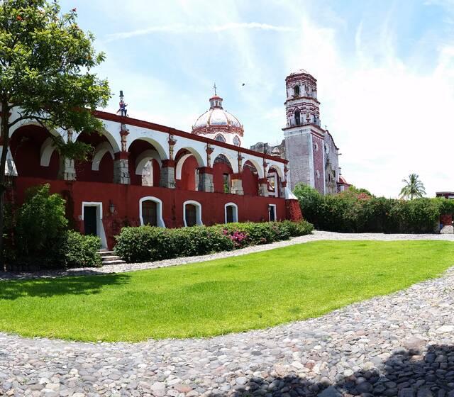 Hacienda para bodas en el estado de Morelos - Foto Hacienda de Tenango
