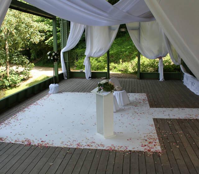 La place des mariés