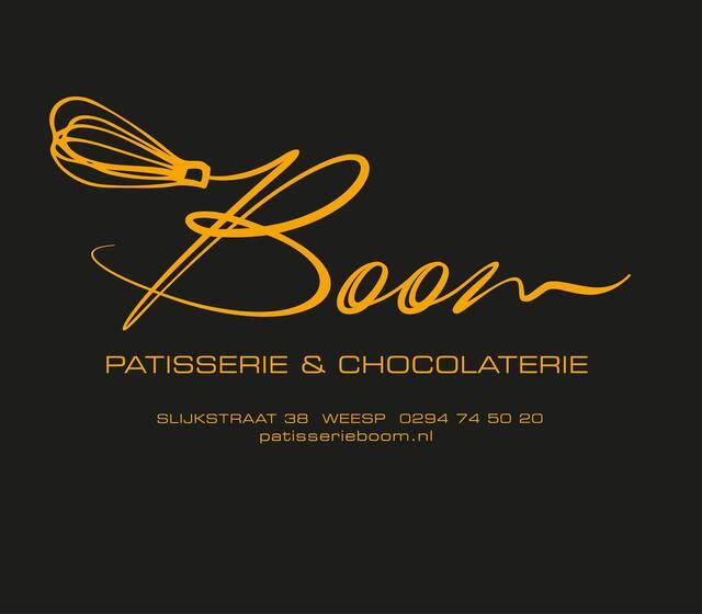 Bron: Boom Patisserie en Chocolaterie