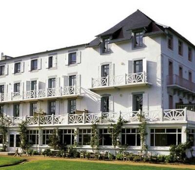 Le Grand Hôtel des Bains