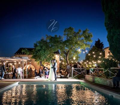 Nora Event Designer  Wedding in Tuscany
