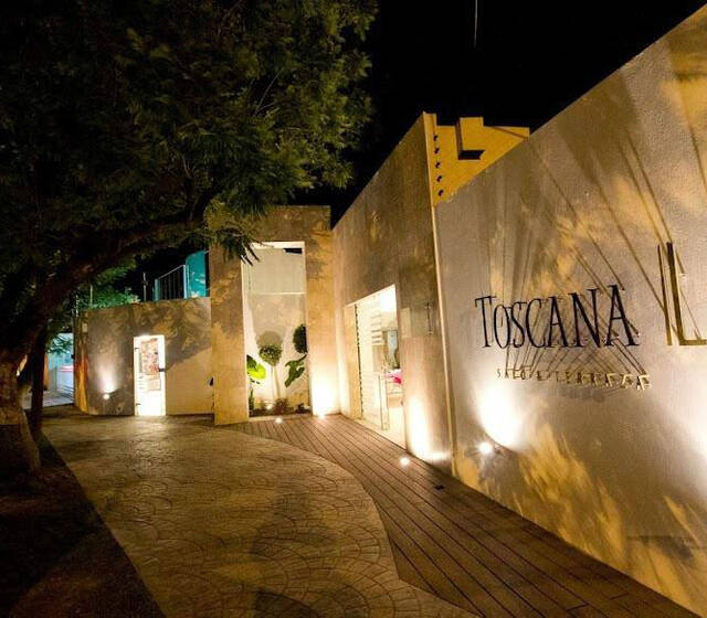 Toscana Salò & Terraza